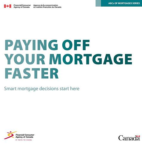 Paying Off Your Mortgage Faster FCAC