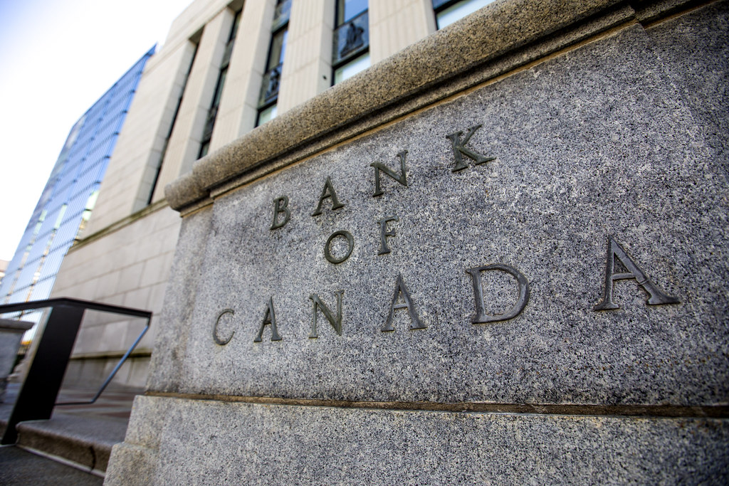 Bank of Canada Mortgage Interest Rates